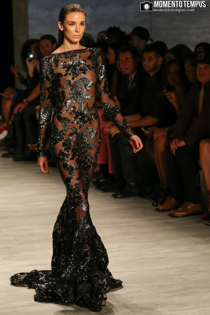 Michael Costello Couture (Spring 2015)