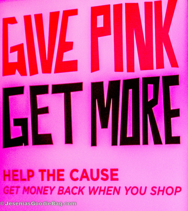 Give Pink, Get More