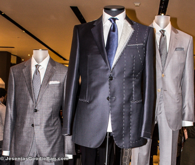 The Wall Street Suit (Giorgio Armani)