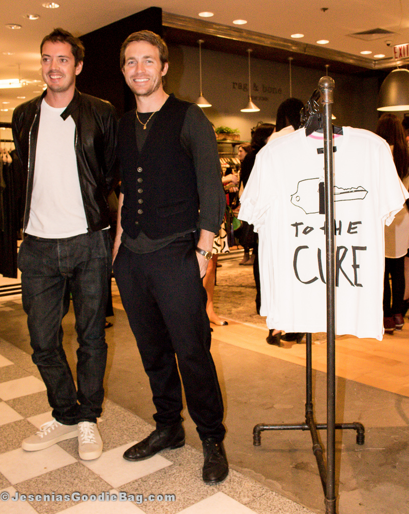 Marcus Wainwright & David Neville (Rag & Bone)