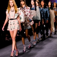 Anna Sui – Spring 2015 – Psychedelic Collection