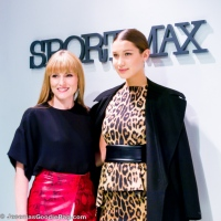 Teen Vogue & Max Mara – Sportmax Fall 2014 - Fashion Launch Event