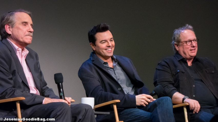 Seth MacFarlane with Joel McNeely