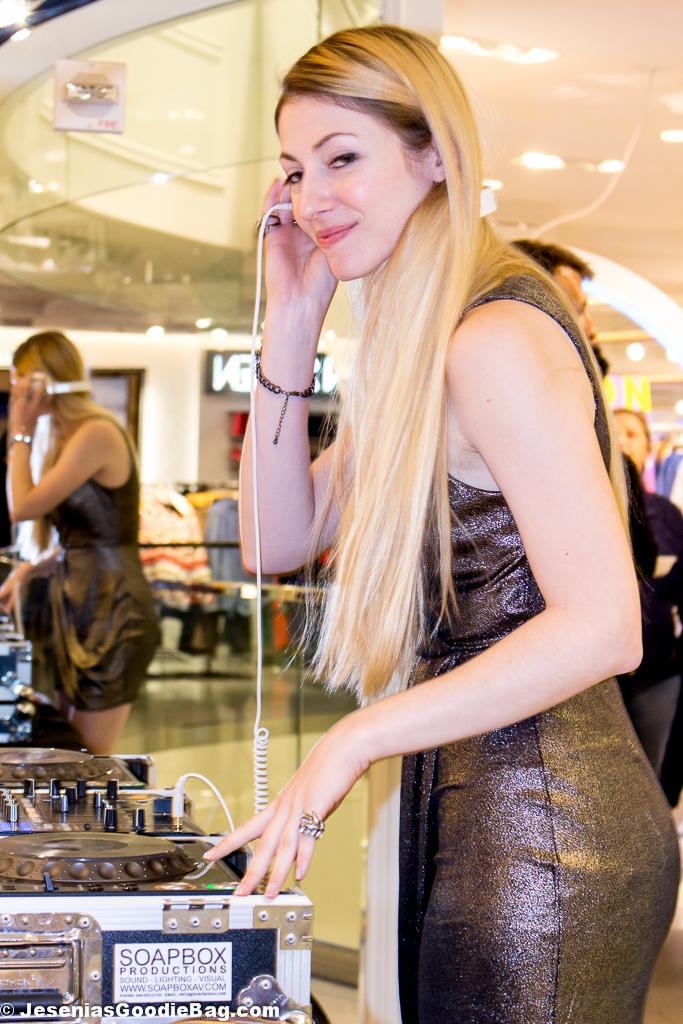 DJ Brittney Kerman