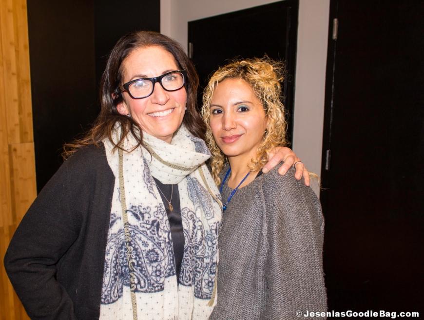 Bobbi Brown + Jesenia (JGB Editor)