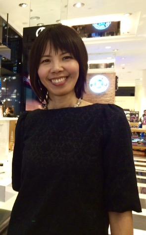 Setsuko Suzuki (Shiseido)