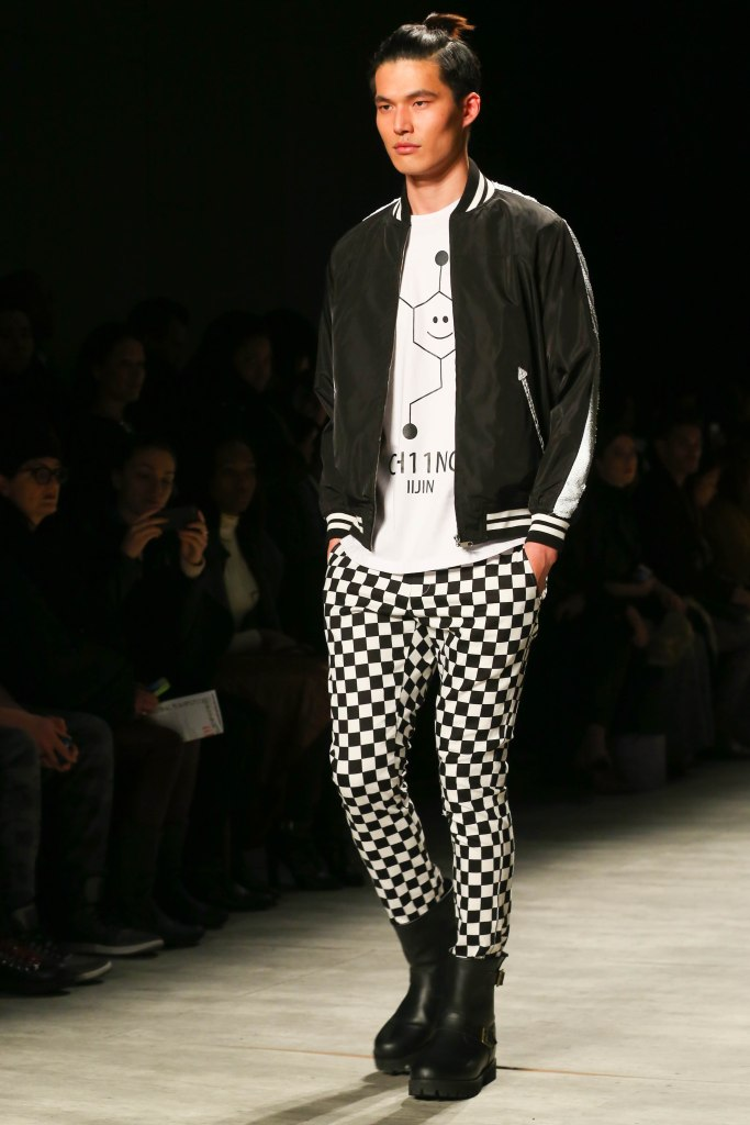 iiJin (Fall 2015 - MEN)