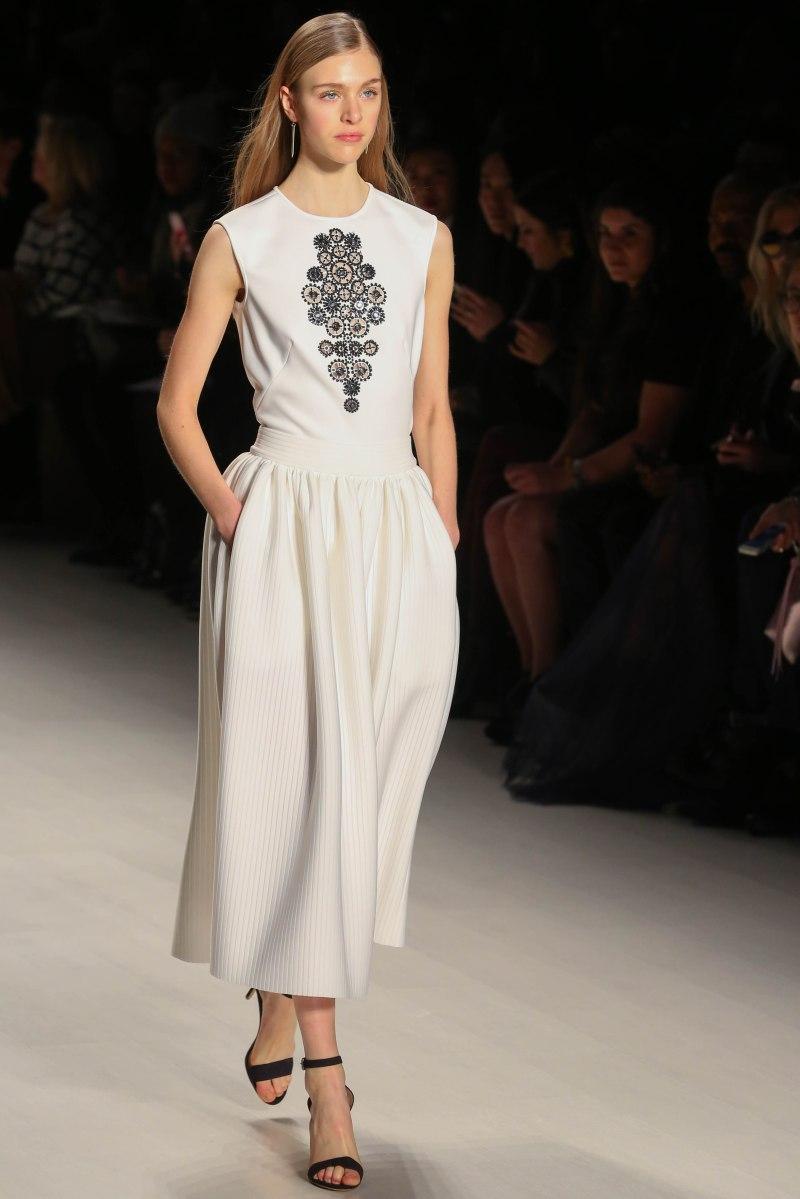 Tadashi Shoji – Fall 2015 – Ready-To-Wear – Fashion Show