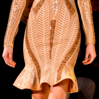 Herve Leger – Fall 2015 – Ready-To-Wear – Fashion Show