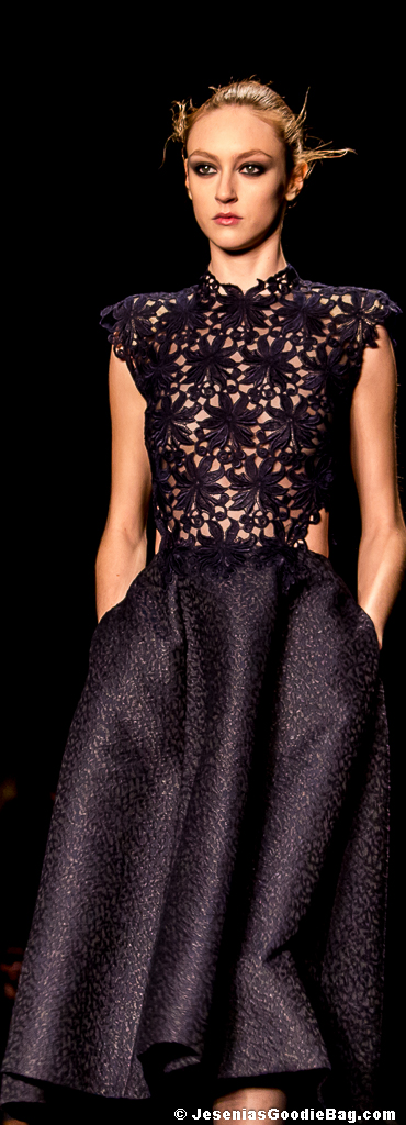 Monique Lhuillier (Fall 2015)