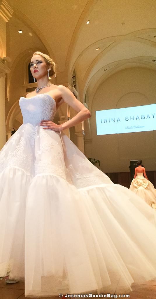 Irina Shabayeva 2015 Couture Bridal