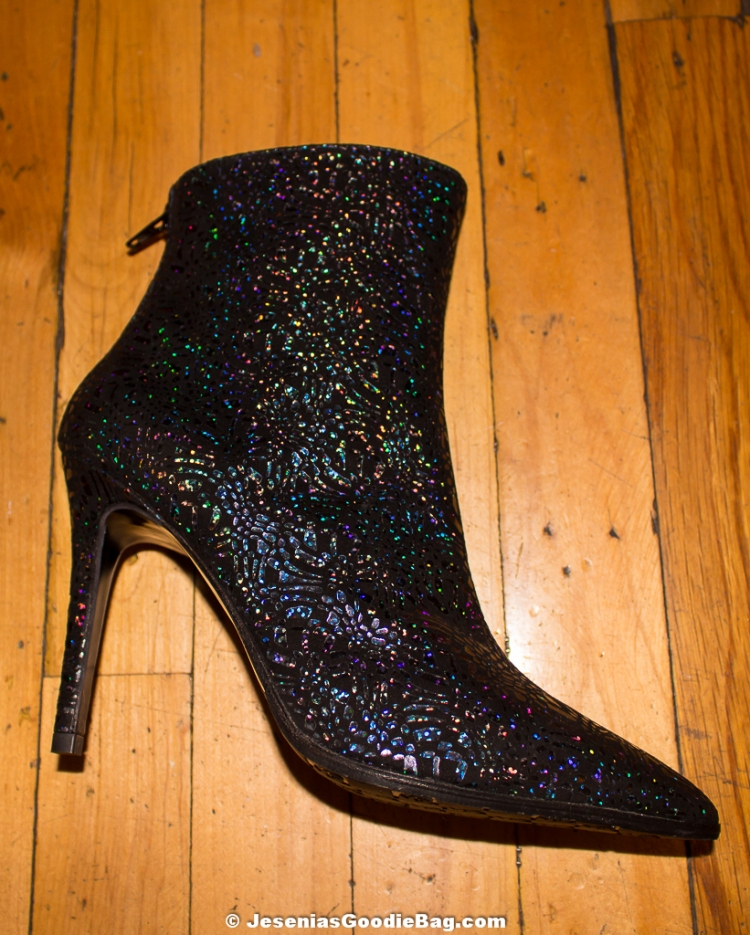 Notturna Stiletto Ankle Boot