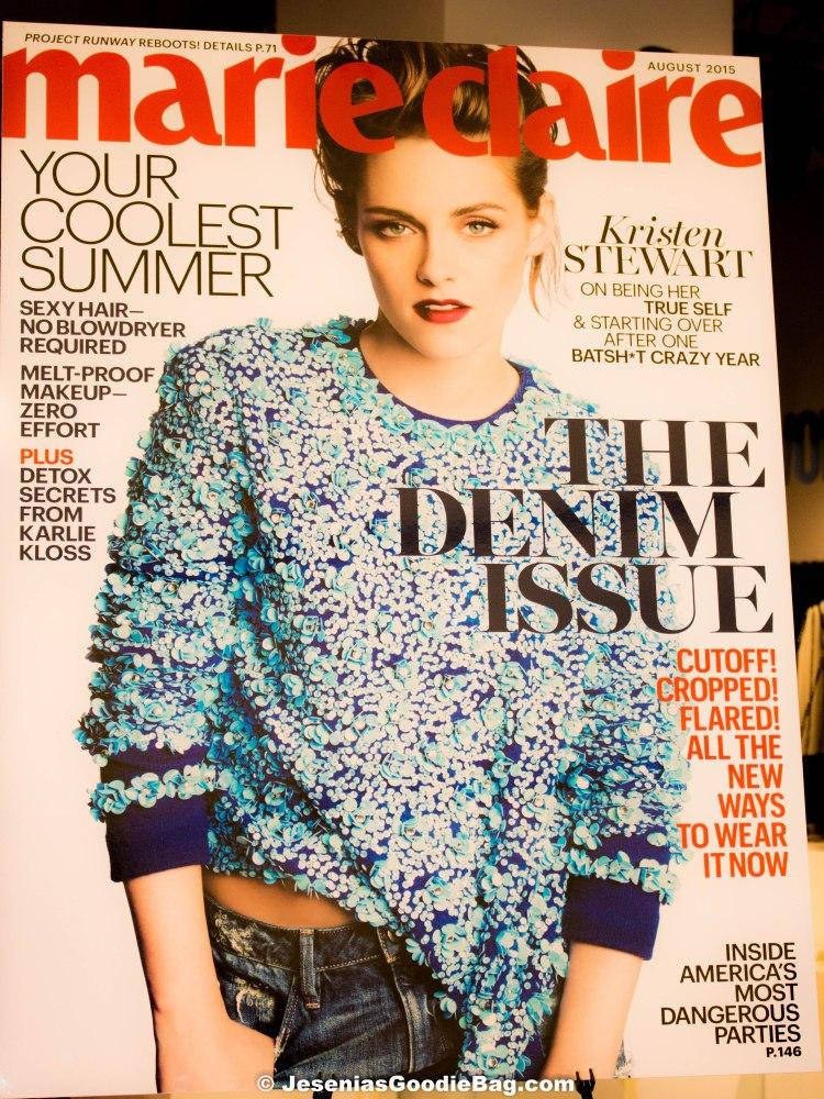 Kristen Stewart for Marie Claire Magazine