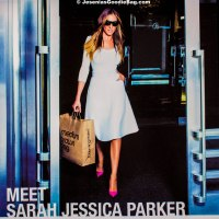 Sarah Jessica Parker SJP Shoe Collection Launch Event
