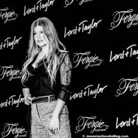 Fergie Footwear Launch Event - Fall 2015 Collection