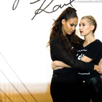 Karl Lagerfeld Paris Unveiling At Lord & Taylor With ELLE Magazine, Hailey Baldwin And Joan Smalls