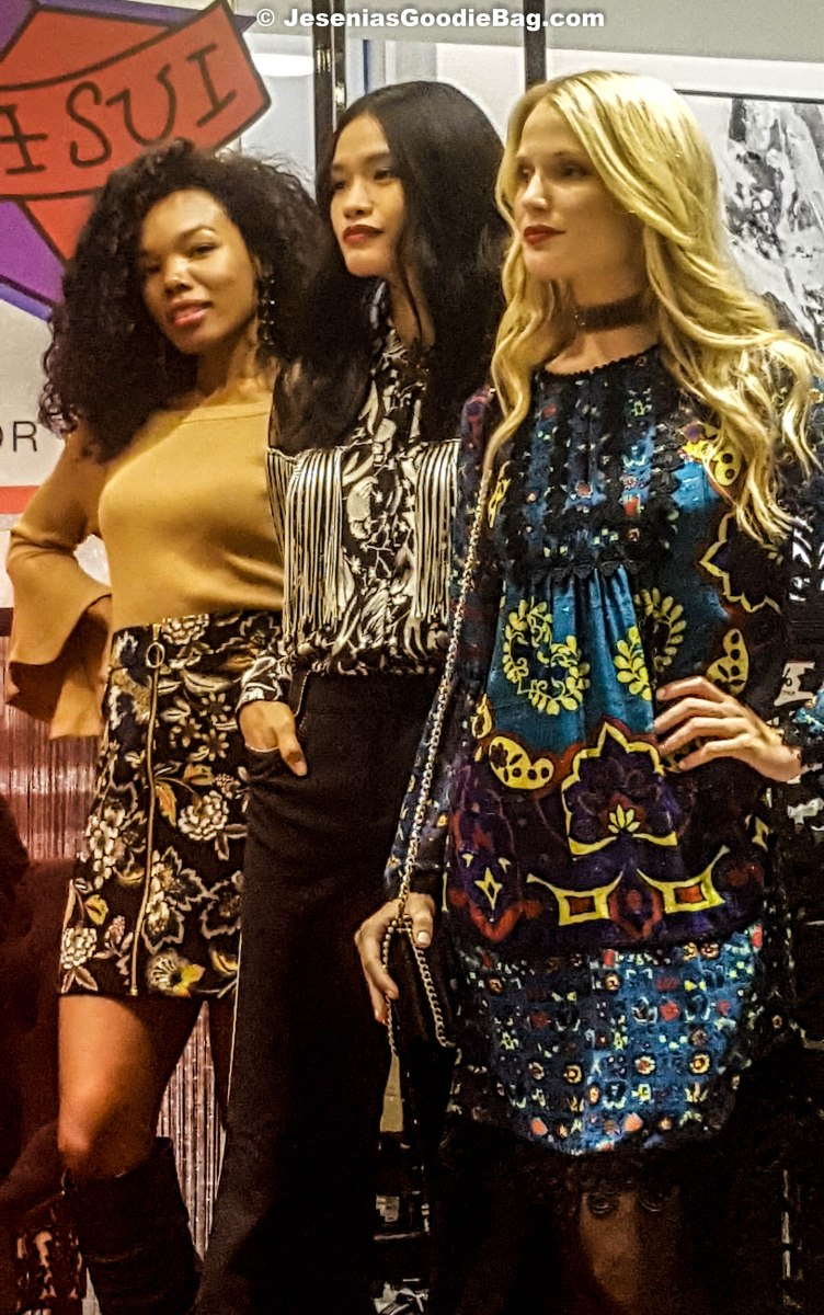 The Launch of Anna Sui Loves INC International Concepts, Created For Macy's