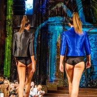 Alexandra Popescu-York Spring 2019 Couture Runway Show