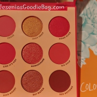 ColourPop Main Squeeze Pressed Powder Palette