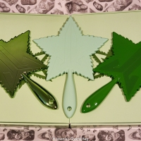 Jeffree Star Cosmetics x Green Leaf Hand Mirrors
