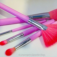 Best Travel Brushes: ColourPop x My Little Pony Makeup Brush Set